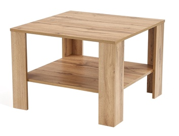 Kohvilaud Halmar Kwadro Wotan Oak, 700x700x530 mm