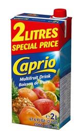 Gėrimas Caprio Multifruit, multivitaminų skonio, 2 l