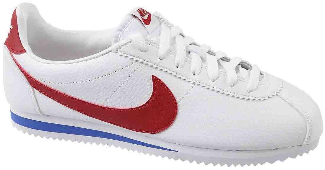 kup sprzedaż super promocje Najnowsza Nike Classic Cortez Leather 749571-154 White 43