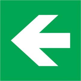 Ohutusmärk Evakuatsioonisuund