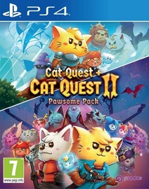 Cat Quest Pawsome Pack incl. Cat Quest 1 and 2 PS4