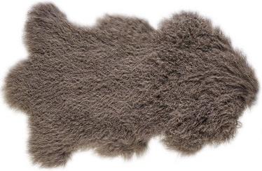 Ковер Home4you Lambskin Tibet Brown, 95x60 см