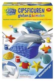 Ravensburgewr Creative Kit Plaster Figure Dolphin 28521