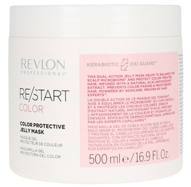 Kaukė plaukams Revlon Re/Start Color Protective Jelly Mask, 500 ml