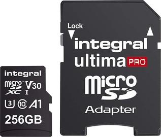 Integral Ultima Pro Premium microSDXC V30 UHS-I U3 256GB