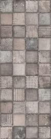 Seinapaneel PVC Lace Grey 2,65m