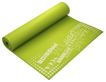 Jogos kilimėlis LIFEFIT, 173x61x0.6 cm, žalia
