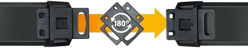 Brennenstuhl Power Cord Premium 10x 3m Black