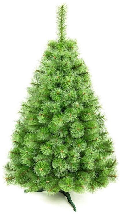 Kunstlik jõulupuu AmeliaHome Frannie Green, 250 cm, koos alusega