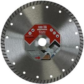Teemantketas 230x22.2mm turbo 10w diewe