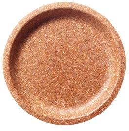 Taldrik Biotrem Biodegradable Wheat Bran Plate 24cm 10pcs