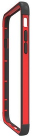 Hoco HI-T029 Coupe Series Bracket Bumper For Apple iPhone 6/6s Red