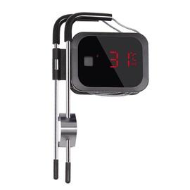 Dviejų zondų skaitmeninis termometras IBT-2X