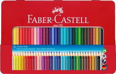 Цветные карандаши Faber Castell Colour Grip, 36 шт.