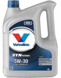 Valvoline SynPower XL-III C3 5w30 Engine Oil 4L