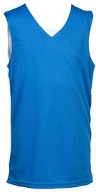 Bars Mens Basketball Shirt Blue 30 152cm