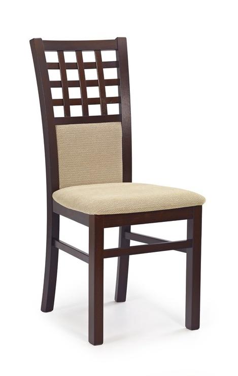 Svetainės kėdė Gerard3, ruda