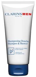 Šampoon Clarins Men Shampoo & Shower Gel 200ml