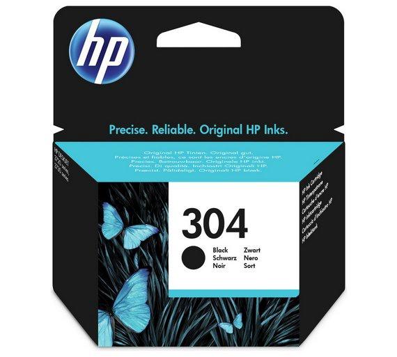 HP 304 Ink Cartridge Black