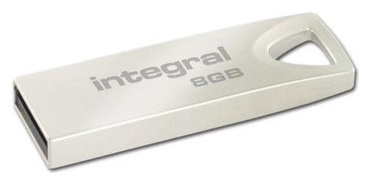 Integral 8GB Arc USB 2.0 Metal