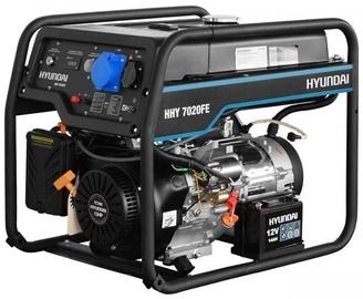 Генератор Hyundai HHY 7020FE, 5000 Вт