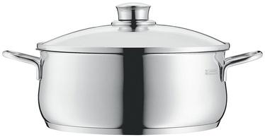 WMF Diadem Plus Low Casserole with Lid 16cm