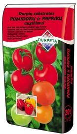 Kūdras substrāts tomātiem un paprikai Durpeta, 20l