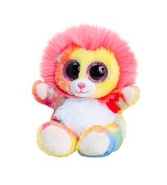 Keel Toys Animotsu Pink Lion 15cm