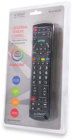 Savio RC-06 Panasonic Remote