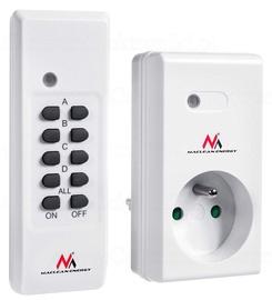 Maclean Wireless Remote Control Socket Kit + Remote Batteries