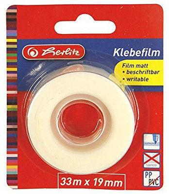 Herlitz Adhesive Tape Transparent 10682763