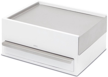 Umbra Stowit Jewelry Box White 22x26x12cm