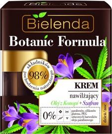 Bielenda Botanic Formula Hemp Oil + Saffron Face Cream 50ml