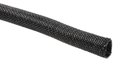 Techflex F6 Woven Wrap Sleeve 9.5mm Black 1m