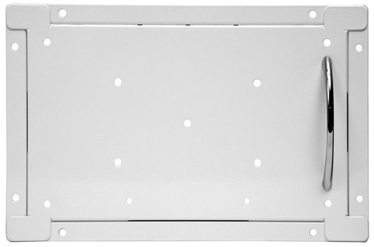 Europlast Access Panel 250x350mm Steel White