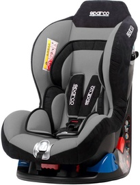 Sparco Child Seat F5000K Grey
