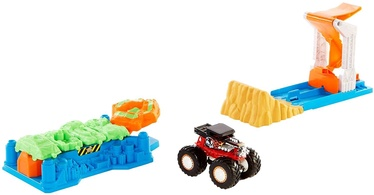 Mattel ​Hot Wheels Monster Trucks Launch & Bash GVK08