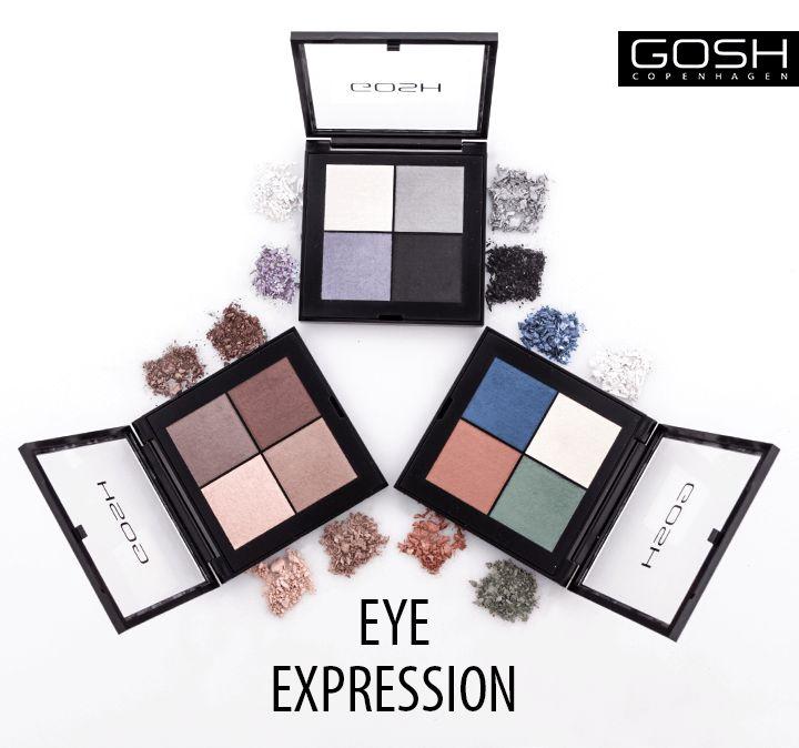 Gosh Eye Xpression Eyeshadow Palette 10g 04