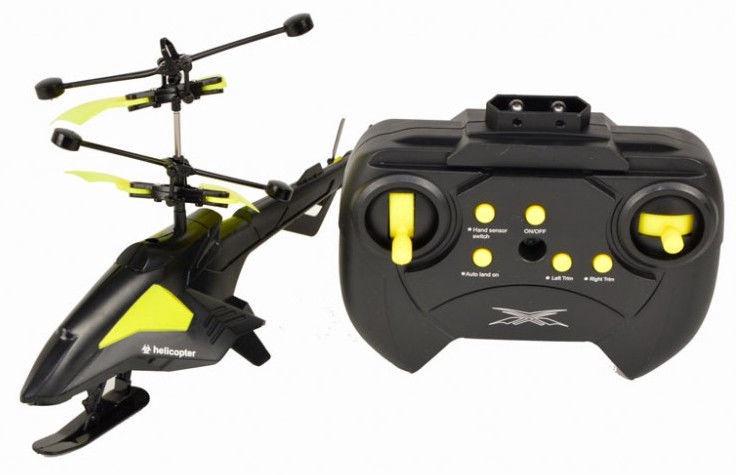 Žaislinis sraigtasparnis Madej R/C Predator 000483