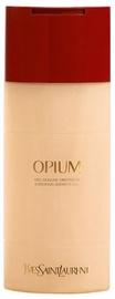 Yves Saint Laurent Opium 200ml Shower Gel