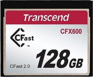 Transcend CompactFlash CFX600 128GB