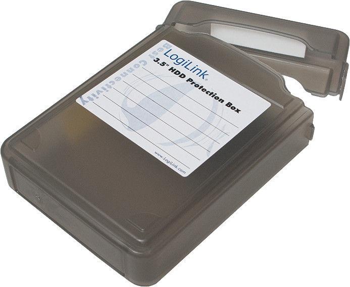 LogiLink UA0133B 3.5'' HDD Protection Box Black