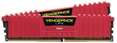 Corsair Vengeance LPX 16GB 2133MHz DDR4 C13 DIMM KIT OF 2 CMK16GX4M2A2133C13R