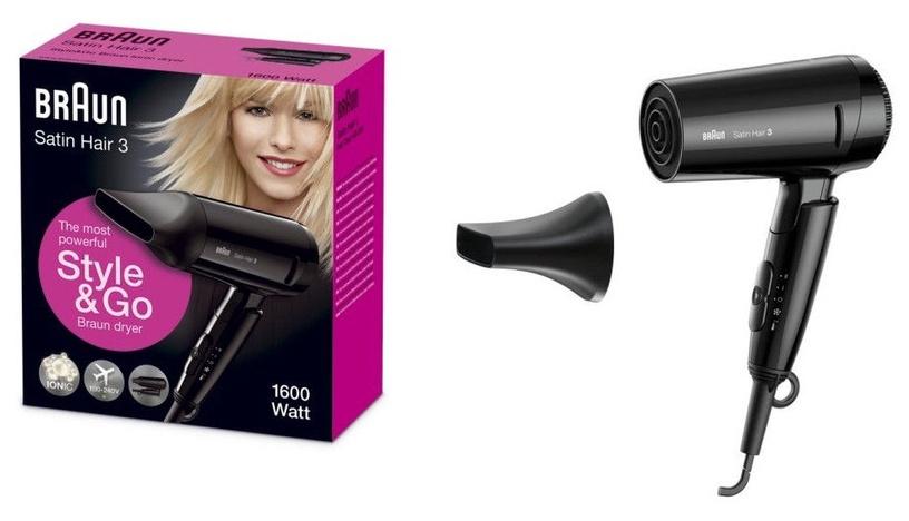 Plaukų džiovintuvas Braun HD350