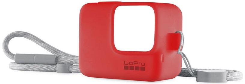 GoPro Sleeve + Lanyard For Hero5/6/7 Firecracker Red