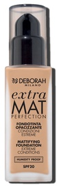 Deborah Milano Extra Mat Perfection Mattifying Foundation SPF20 30ml 03