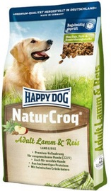 Сухой корм для собак Happy Dog NaturCroq Adult Lamm & Reis 4kg