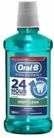 Oral-B Pro Expert Deep Clean Mouthwash 500ml