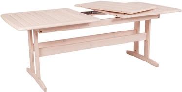 Folkland Timber Bavaria Table White
