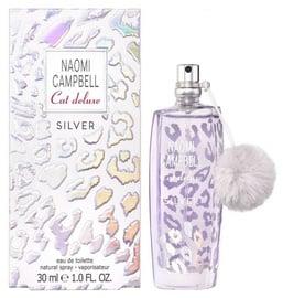 Туалетная вода Naomi Campbell Cat Deluxe Silver, 30 ml EDT